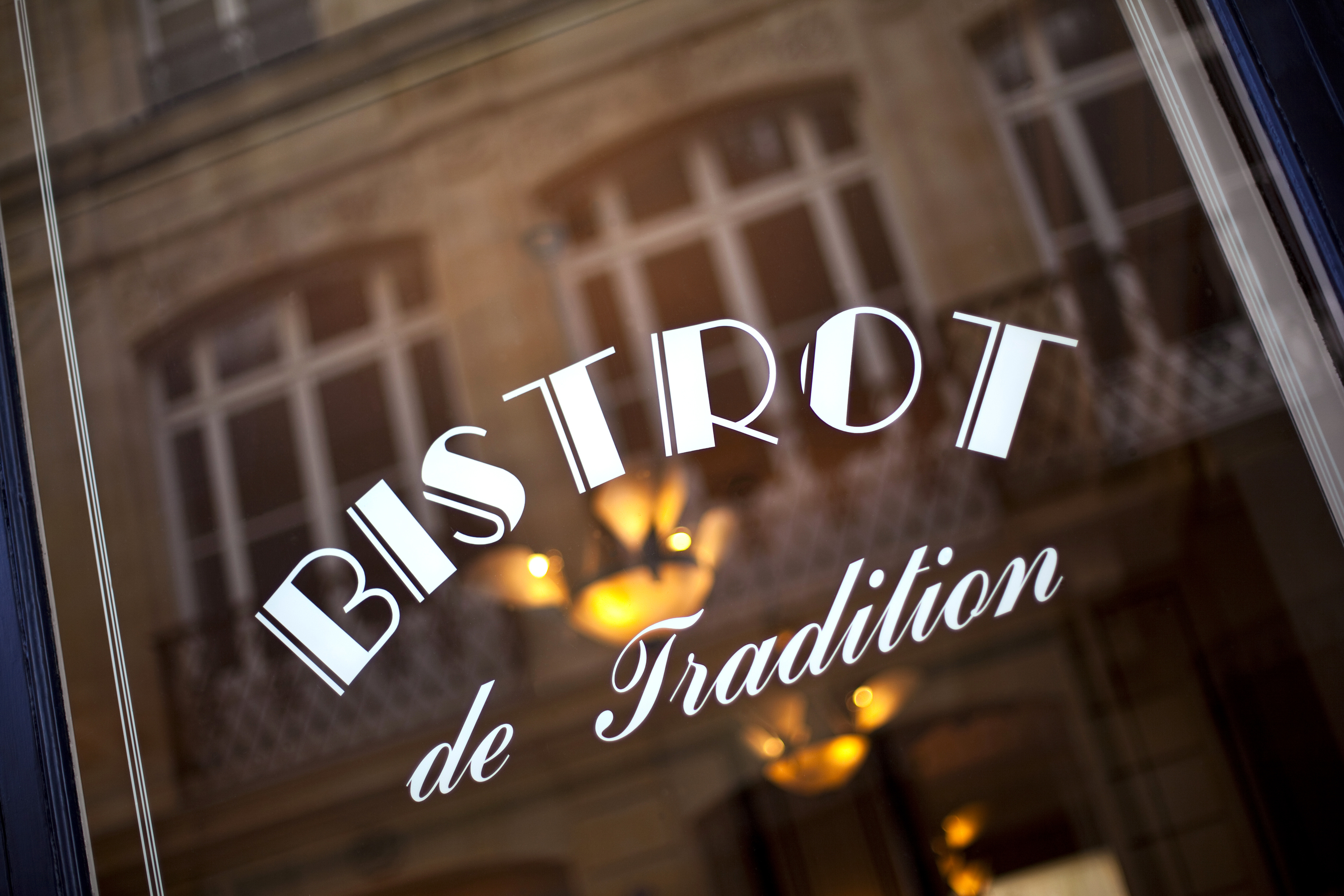 traditional bistro